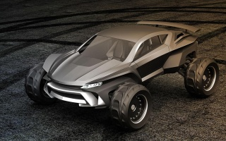 Sidewinder Envisioned by Gray Design