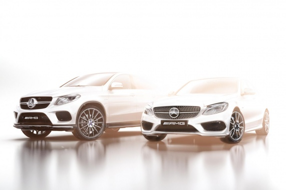 Mercedes-Benz confirms GLE 450 Coupe and C450 AMG Sport Will be Presented at NAIAS