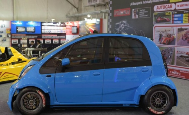 JA Motorsport Discloses Tata Super Nano Producing 230 hp