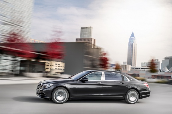 Mercedes-Maybach Vehicles Cost Starting from $166,700