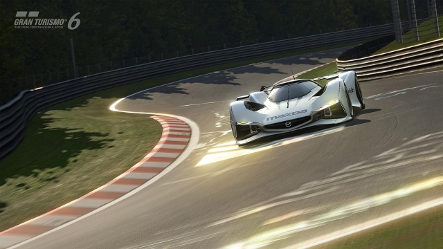 Mazda LM55 Vision GranTurismo was disclosed for GT6