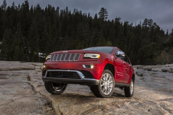 Global Record-Breaking 2013 Announced for Jeep