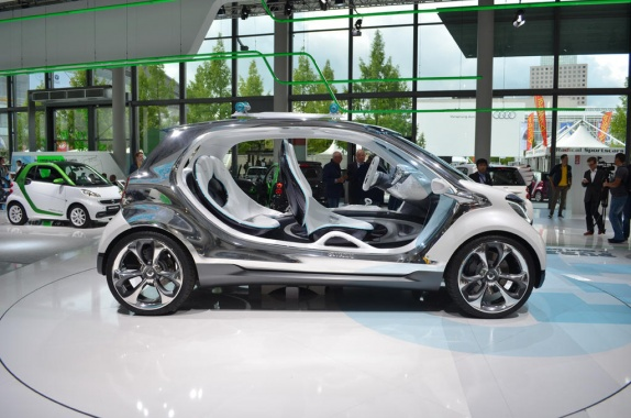 No US Market for Smart ForFour