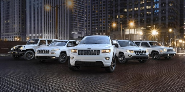 2014 Choice of Jeep Altitude