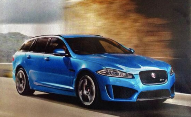 Images of XFR-S Sportbrake from Jaguar