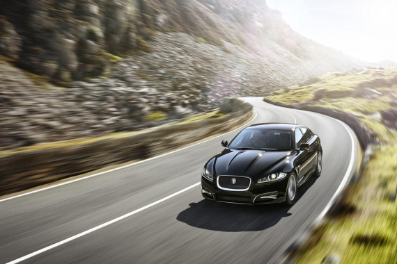 Richness and Power of XF R-Sport from Jaguar