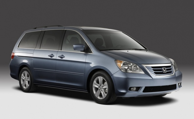 Nearly 1 Million Honda Odyssey Recalled for Inflammation Danger