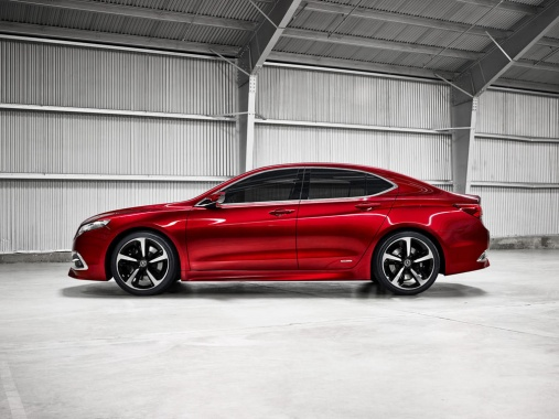 New York to Host the Presentation of Next Generation Acura TLX