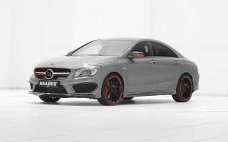 CLA 45 AMG from Mercedes-Benz Modified by Brabus