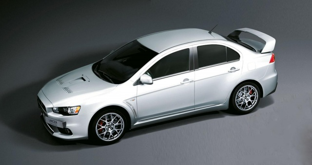 UK Market to Expect Lancer Evolution X FQ-440 MR from Mitsubishi