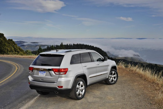 Massive Recall of Chrysler SUVs with Faulty Brakes