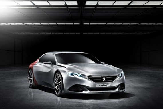Official Leakage of Peugeot Exalt Concept prior to Chinese Release