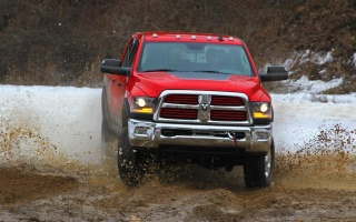 New Ram Power Wagon Heads to Dealerships