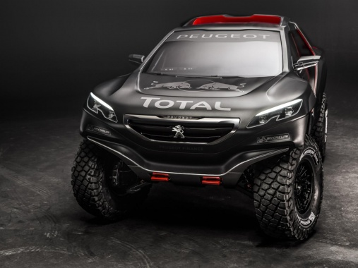 Peugeot Chose a Delegate for Next Year's Dakar