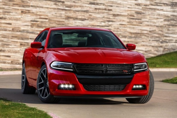 Wraps Off New Dodge Charger