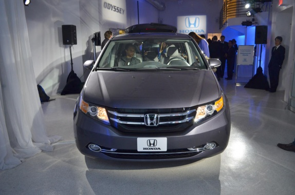 Faulty Airbags of 2014 Odyssey from Honda