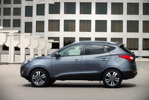 Air Bags to be Fixed in Hyundai Tucson