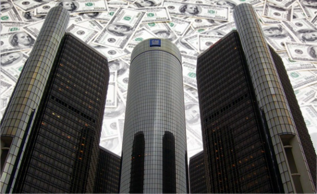Fines Lifted Off General Motors
