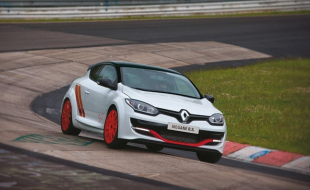 Nurburgring Has a New Front-Wheel Drive Renault Record Setter