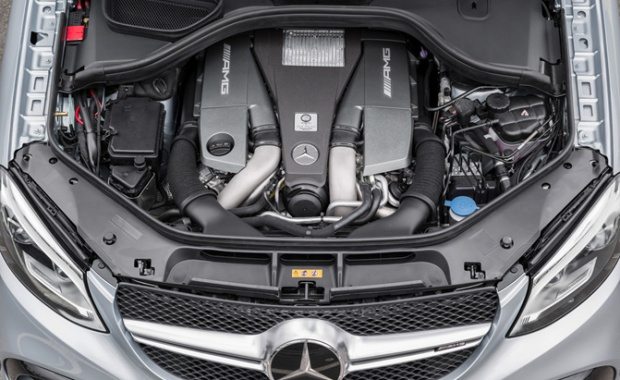 Mercedes-Benz Wants to Phase Out 5.5L Twin-Turbo V8