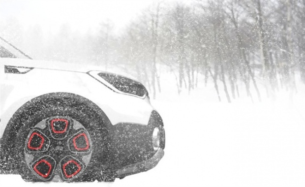 An Off-Road Concept from Kia Was Teased with e-AWD
