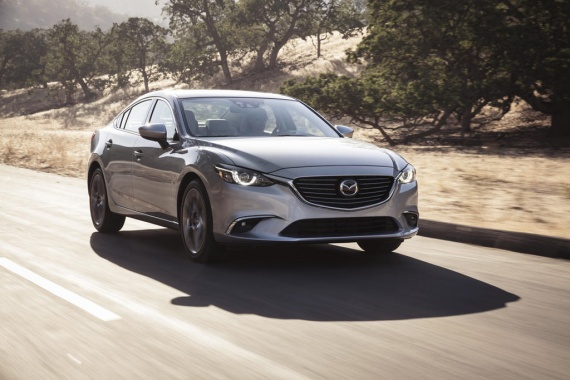 Pricing for the 2016 Mazda6 and CX-5