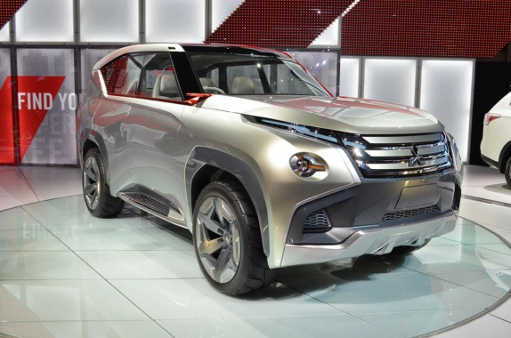 Outlook of the GC-PHEV Concept from Mitsubishi