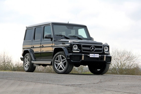 Posaidon has upgraded the Mercedes-Benz G63 AMG to 830 HP and 1,350 Nm