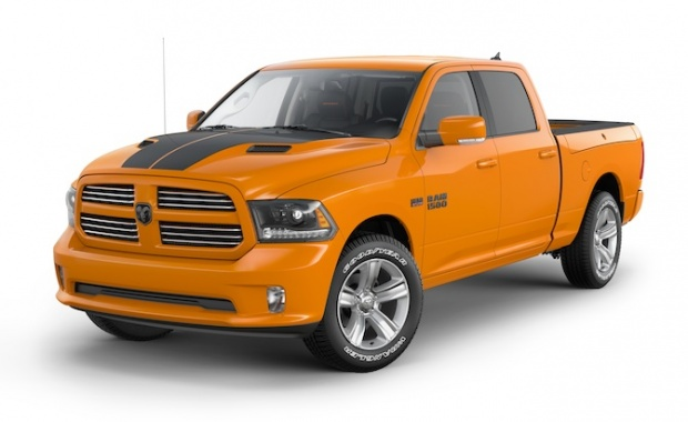 Debut of Ram 1500 Sport Buzz Vehicles