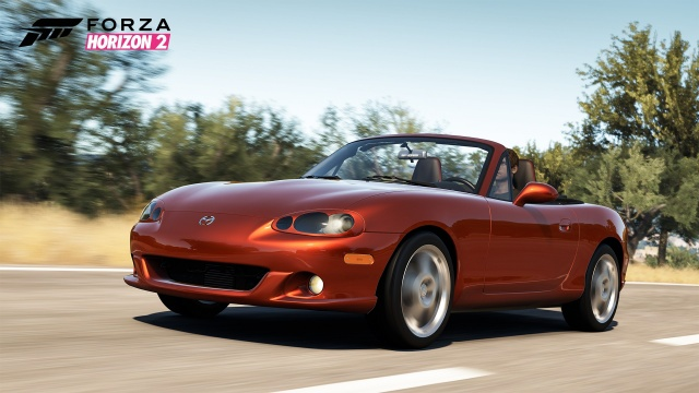 2016 Mazda MX-5 Free of Charge in Forza Horizon 2 Next Week!