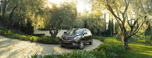 New Tuscan Edition for 2016 Buick Enclave