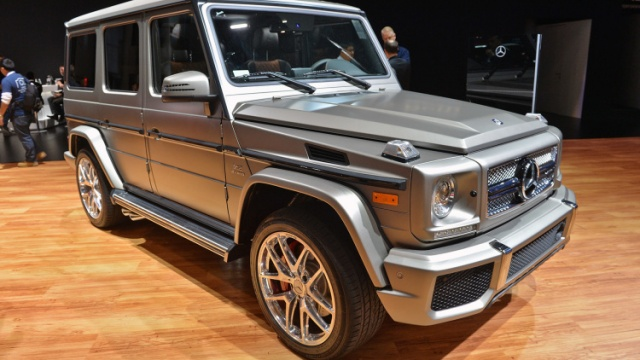 Mercedes G65 AMG will be sold in America, its Price kicks off at $217,900