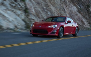 Minor Updates for the 2016 Scion FR-S