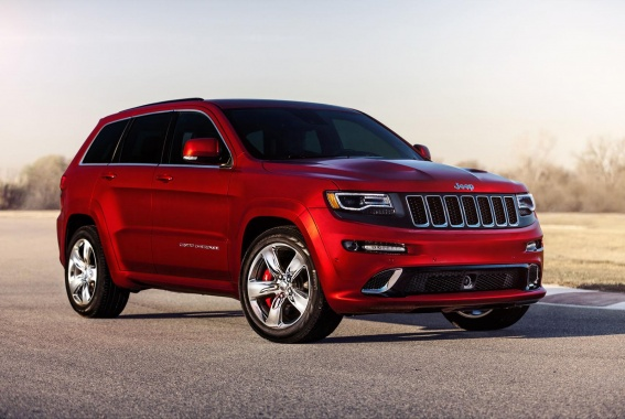 A Hellcat engine for 2017 Jeep Grand Cherokee Trackhawk