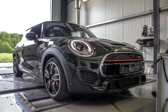 2015 MINI JCW received 260 HP thankfully to Maxi-Tuner