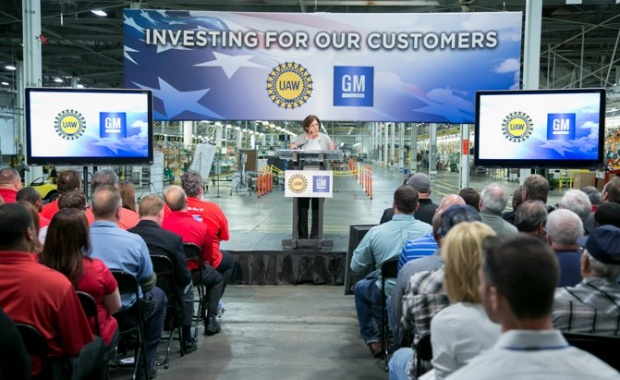 A $245M Investment of GM in an Innovative Vehicle Program