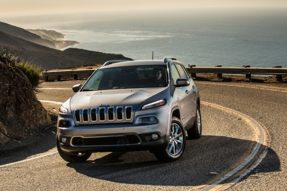 Jeep Cherokee will preserve its Design in Refresh