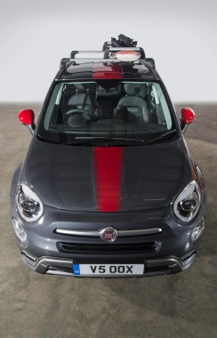 Fiat 500X accessories from Mopar in the UK