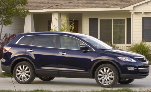 Ball Joint Failures made Mazda to recall CX-9