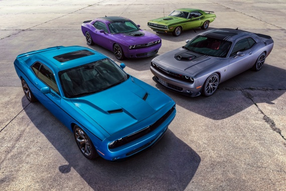 Get ready to buy Plum Crazy Charger or Challenger from Dodge for 2016