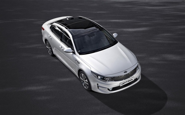 European specification of 2016 Kia Optima is available on the Web!