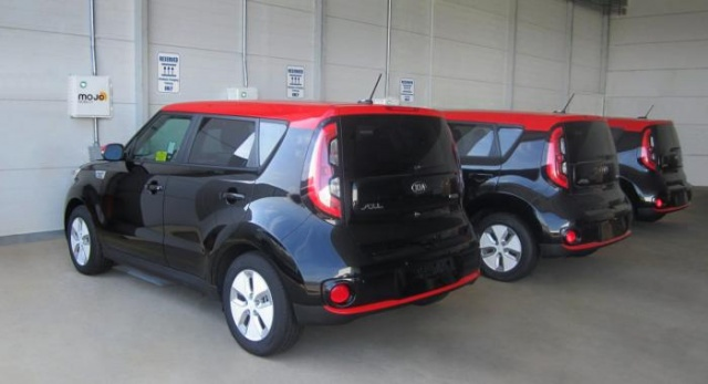 Information about the Final Phases of Kia Soul EV Wireless Charger's Development