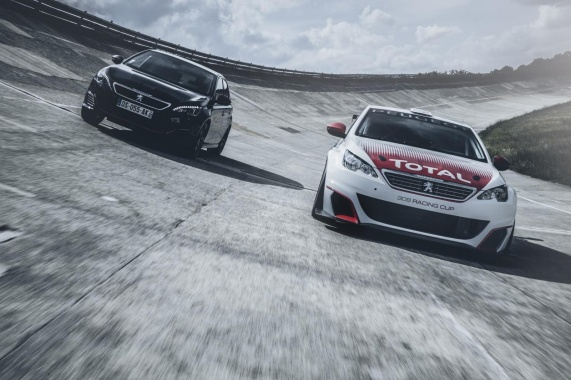Racing Variant of Peugeot 308 to Produce 303 HP