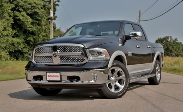 3 Separate Recalls for More Than 1M Ram Trucks