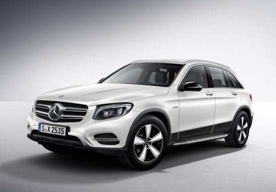 Genuine Accessories from Mercedes-Benz GLC