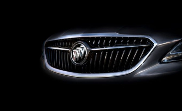 New Buick's Design in the 2017 LaCrosse