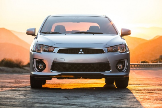 Facelift of 2016 Lancer from Mitsubishi