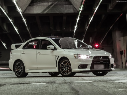 The Final Edition Offering from Mitsubishi Lancer Evolution