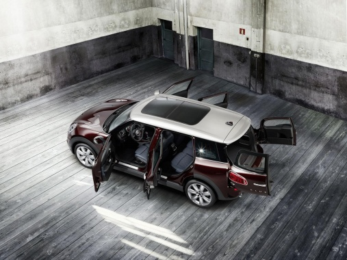 Expect MINI Clubman with ALL4 Next Spring