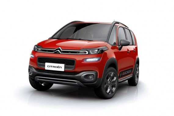 Revised C3 Aircross from Citroen for Latin America